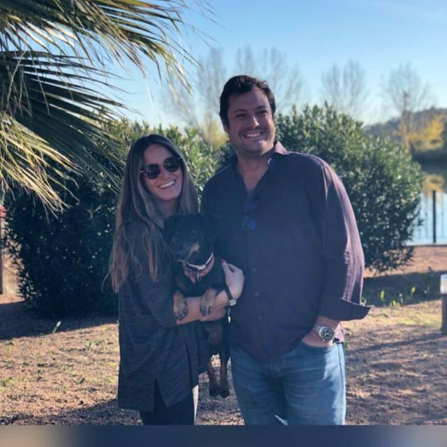 Agustín&María